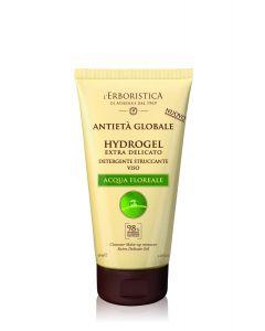 Гель для лица очищающий  макияж GLOBAL AGE   150мл.